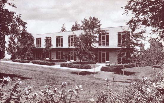 Center exterior