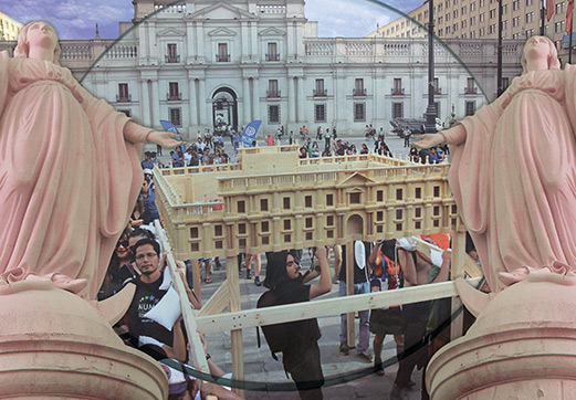 Matters that Matter – City, Site and Memory: Santiago through the lens of street performance