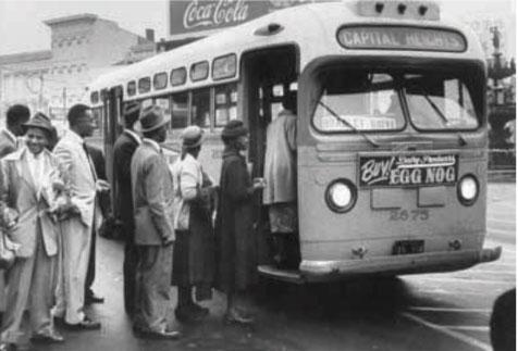 Rosa Parks And The Montgomery Bus Boycott Mlk Wesleyan University