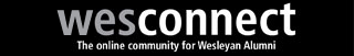 Wesconnect - the online community for Wesleyan alumni