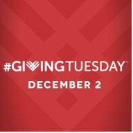 [Giving Tuesday]