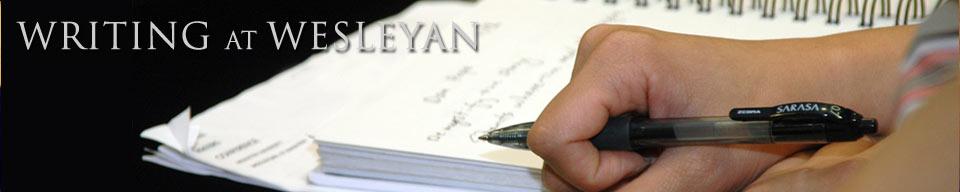 Prizes And Fellowships Writing At Wesleyan  Wesleyan University Writing